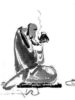 小林一茶(1763-1828年),著名俳句诗人