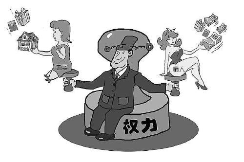 永州市张常明搞权钱权色交易失去底色没了底气